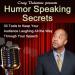 Humor Speaking Secrets Cover
